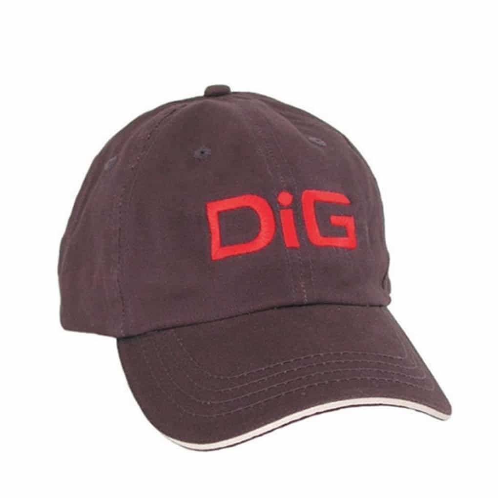 DiG Classic Hat | DiG Volleyball Magazine