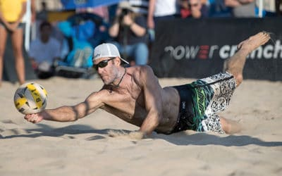 John Hyden's 8 Keys to Playing Great Beach Volleyball